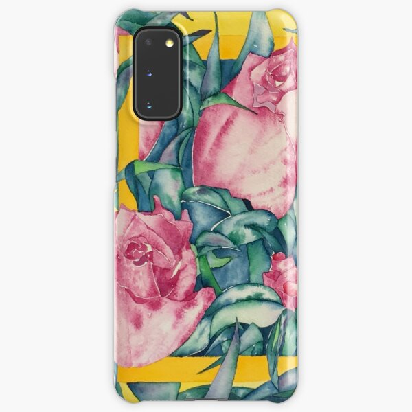 Rose Buds Samsung Galaxy Snap Case
