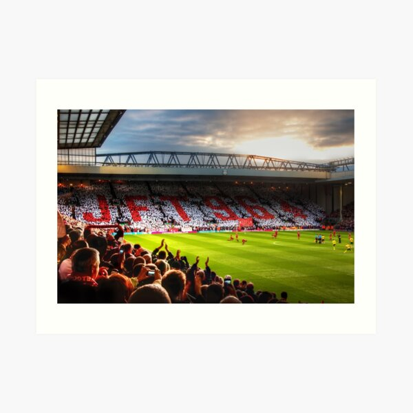 Justice for the 96 Art Print