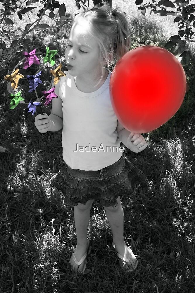 Summer Fun by JadeAnne