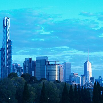 Future Melbourne by focus