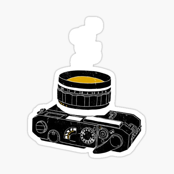 The Dream Lens Sticker