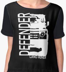 Land Rover Defender Chiffon Top