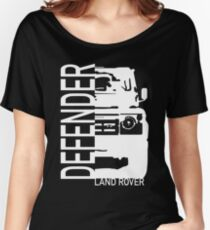 Land Rover Defender Women's Relaxed Fit T-Shirt