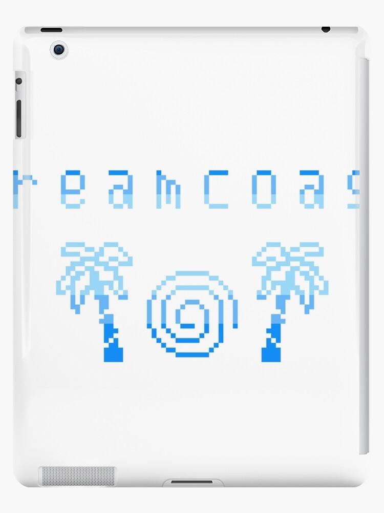 Vaporwave Dreamcoast Dreamcast Blue by JuneFlower