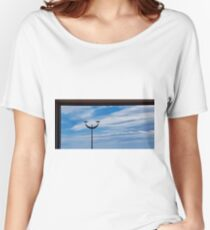 Out the Window Women's Relaxed Fit T-Shirt