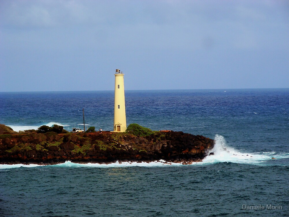 Lighthouse by Danielle Morin