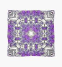 Palm Leaves Abstract Art Pattern  Scarf