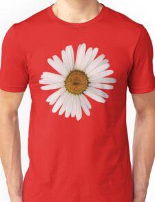 White Flower Petals Unisex T-Shirt