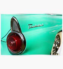 Green Thunderbird Poster