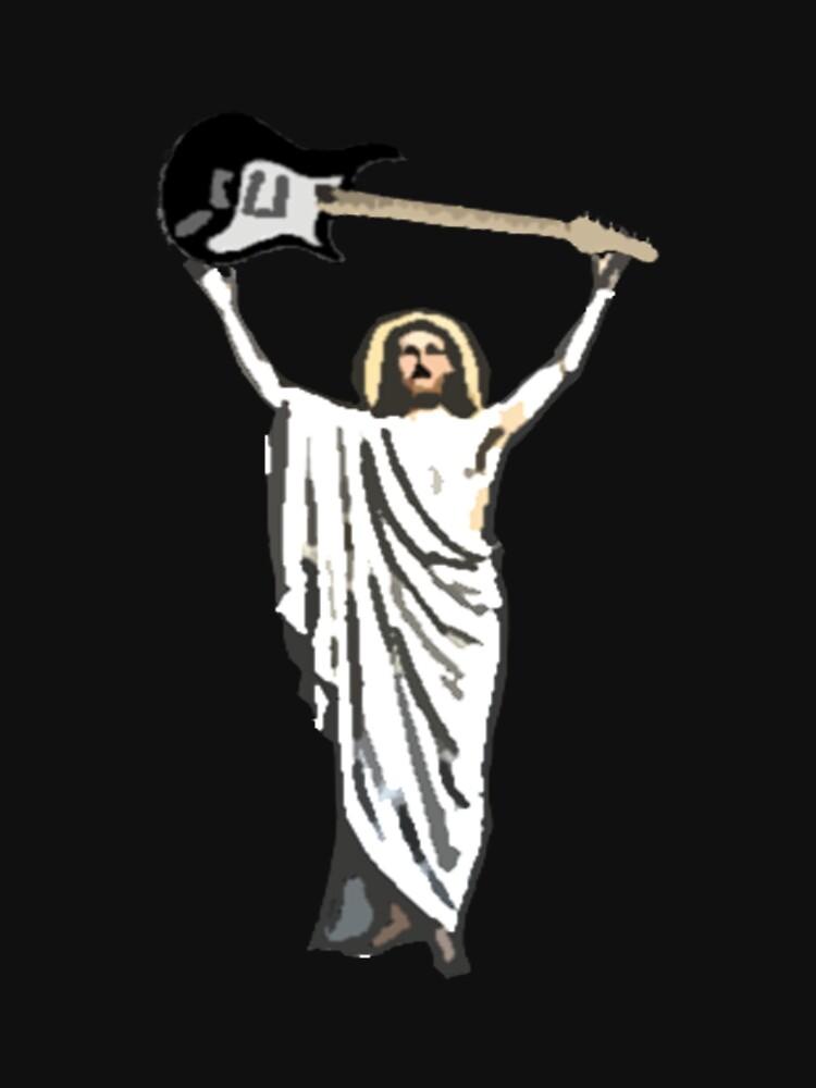 Jesus Rocks by pulseproj