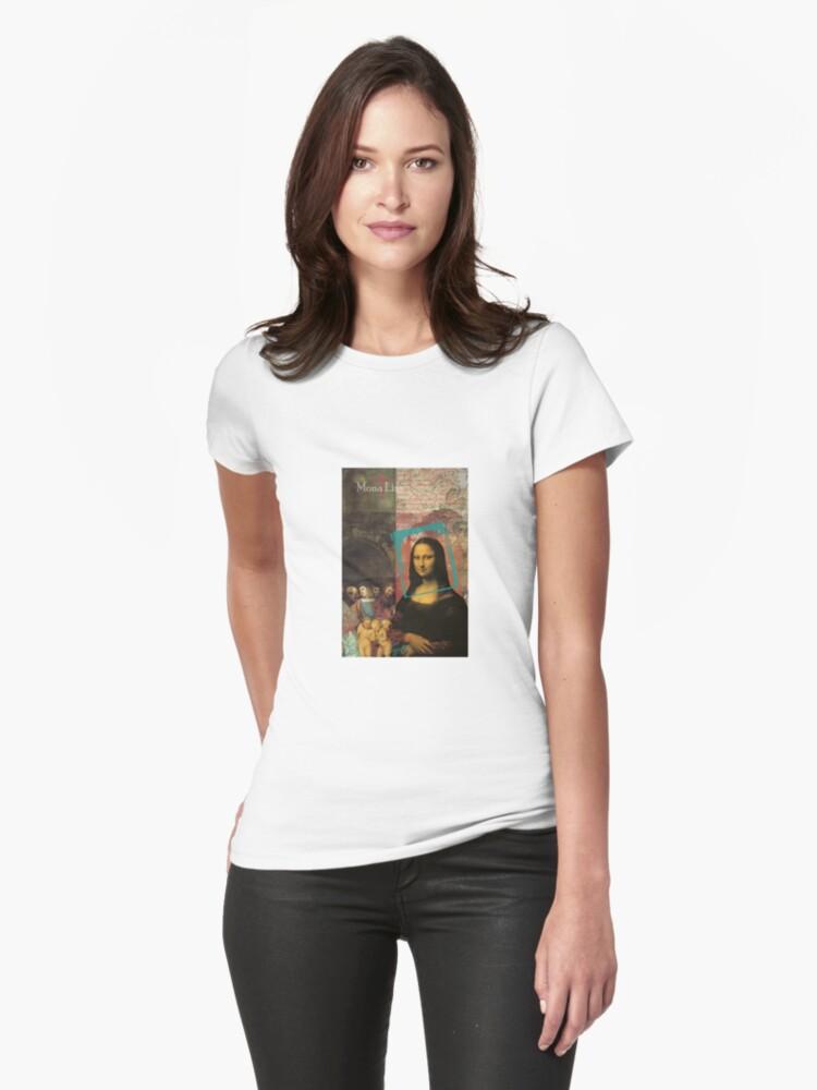Mona Lisa by Melanie  Dooley