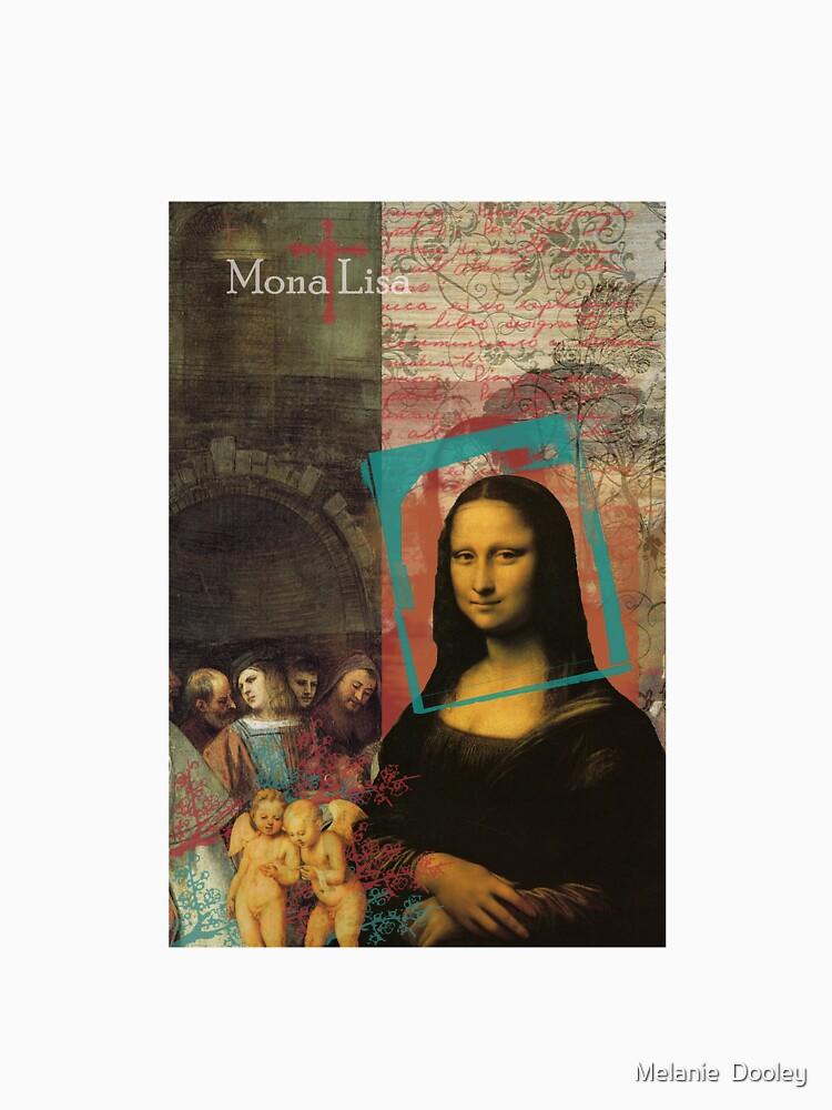 Mona Lisa by Frogwah