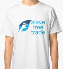 slavefreetrade Merchandise Classic T-Shirt