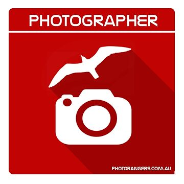 Photo Rangers Photographer Logo by littleredplanet