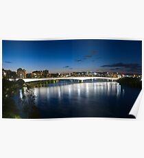 Captain Cook Bridge - Brisbane Poster