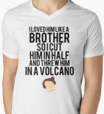 Ani: A Parody Quote Men's V-Neck T-Shirt