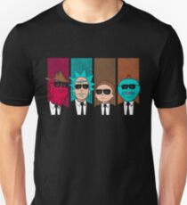 Rickservoir Dogs T-Shirt
