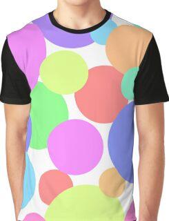 Colour Pallet Graphic T-Shirt