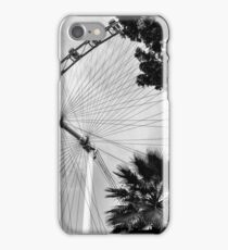 The Singapore Flyer iPhone Case/Skin