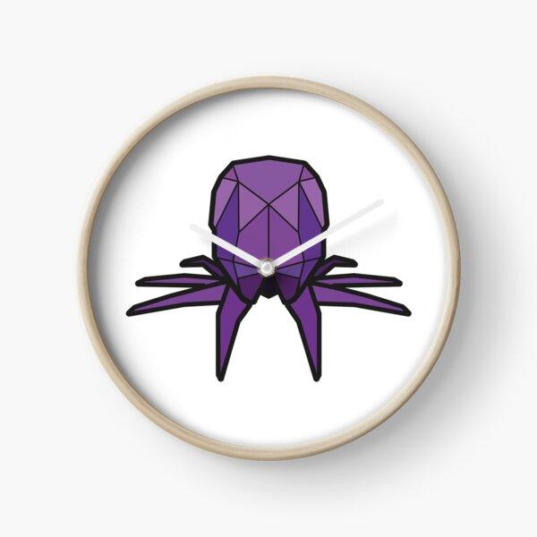 Origami Octopus Clock