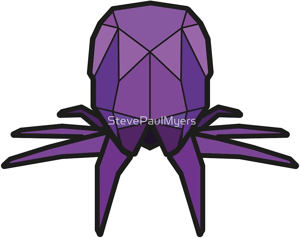 Origami Octopus by StevePaulMyers