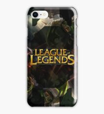 League Of Legends Galio Case iPhone Case/Skin
