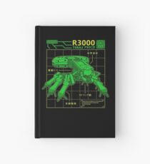 R3000 Database Hardcover Journal