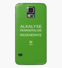 ALKALYSE REMINERALISE REGENERATE  - VEGAN - UREKA.ORG Case/Skin for Samsung Galaxy