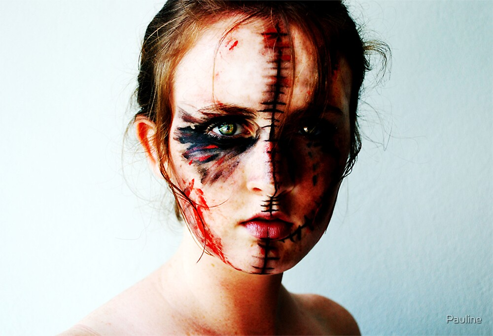 dead face... by Pauline