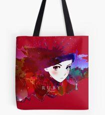 RWBY Ruby Rose Tote Bag