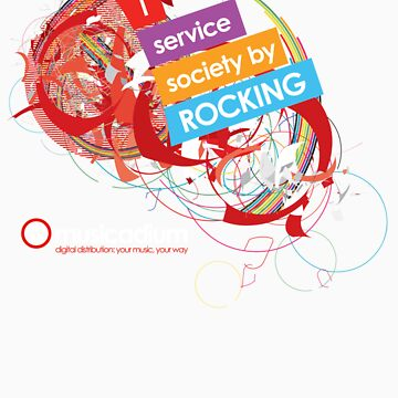I Service Society By Rocking by musicadium