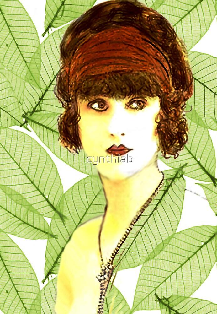 leaf by cynthiab