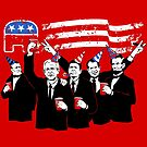 Republican Party by Tom Burns