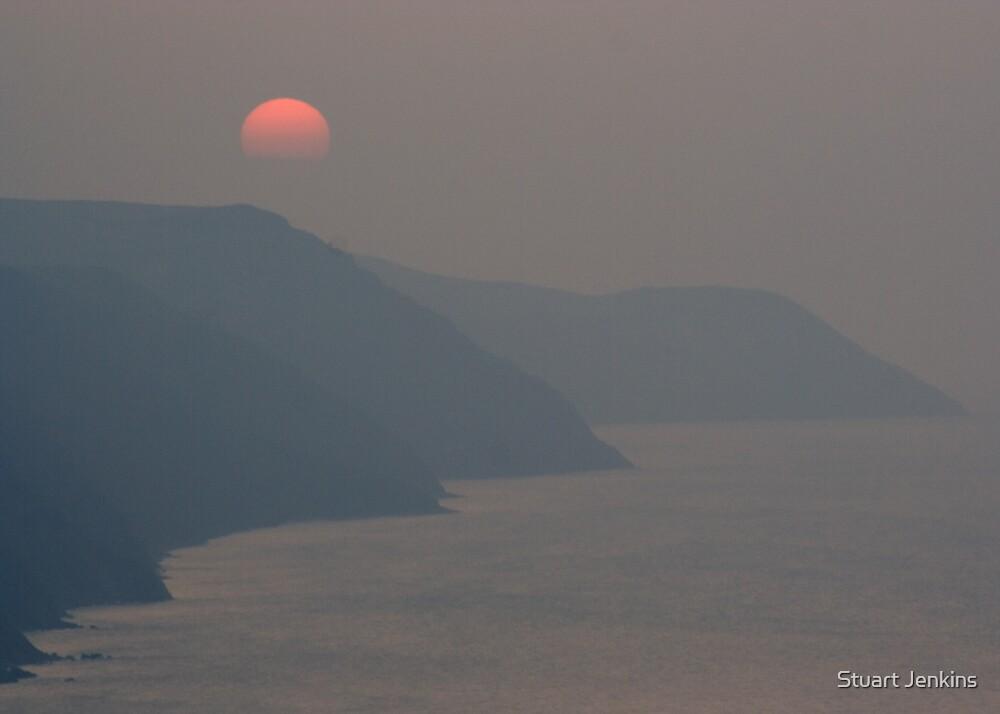 Sunset by Stuart Jenkins