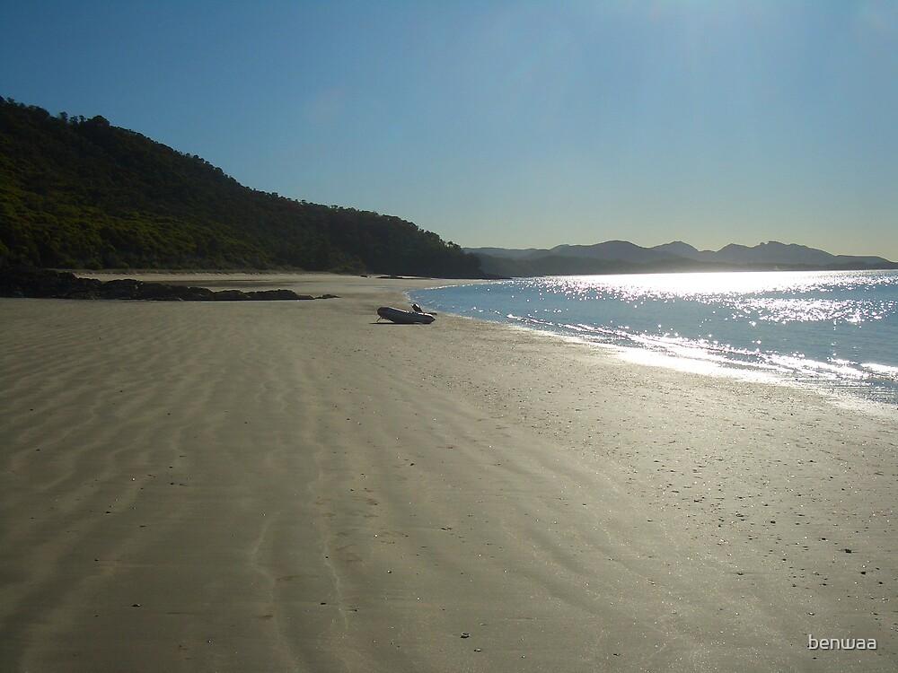 Pearl Bay, Queensland by benwaa