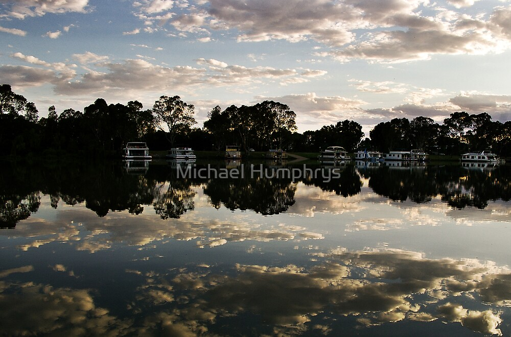 Nature's Mirror by Michael Humphrys