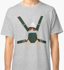 Hangover Baby Carlos in Carrier Classic T-Shirt