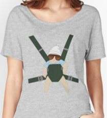Hangover Baby Carlos in Carrier Women's Relaxed Fit T-Shirt