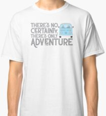 WESTY ADVENTURE (blue) Classic T-Shirt