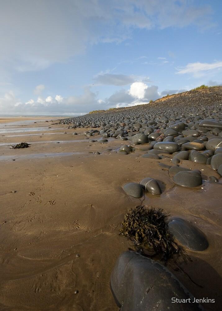 Beach by Stuart Jenkins