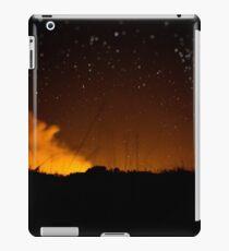 Sky on fire, Sligo Ireland iPad Case/Skin
