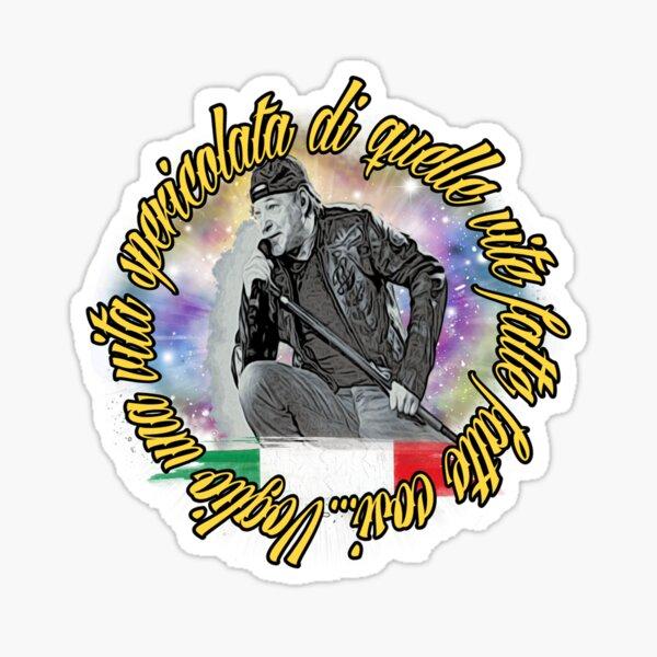 Vita spericolata Sticker