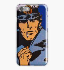 Corto Maltese  iPhone Case/Skin