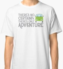WESTY ADVENTURE (green) Classic T-Shirt