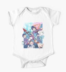 Little Witch Academia One Piece - Short Sleeve
