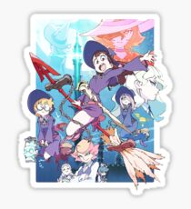 Little Witch Academia Sticker