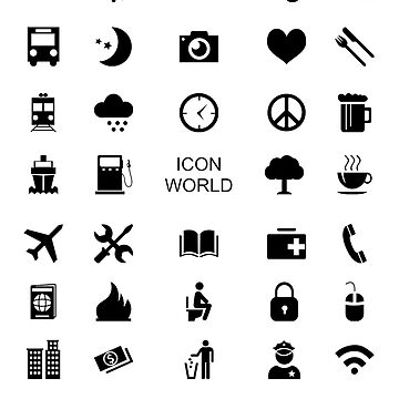 Icon World by Timena
