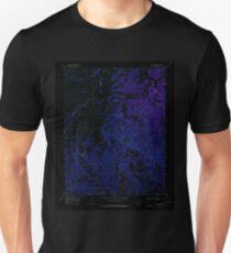 USGS TOPO Map Colorado CO Bear Creek 232217 1969 24000 Inverted T-Shirt