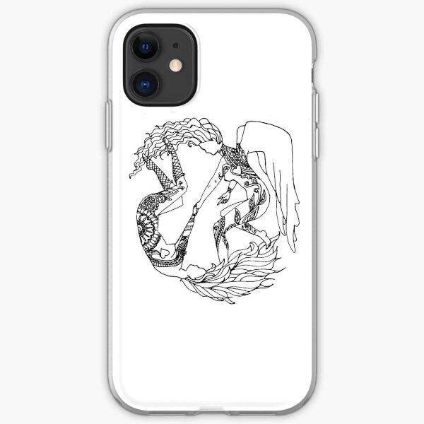 Fallen iPhone Soft Case
