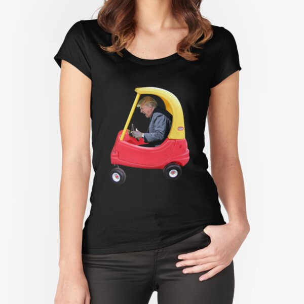 Trump Baby Fitted Scoop T-Shirt